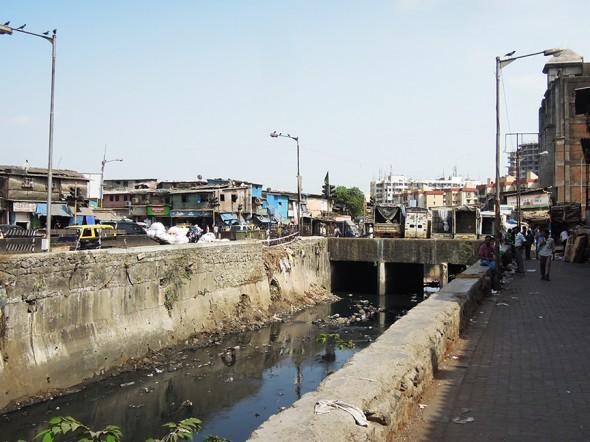 Dharavi Sewer