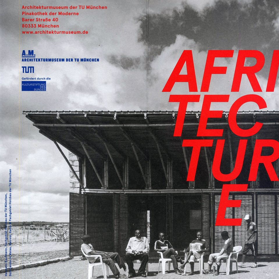 Afritecture Exhibition features work of former student