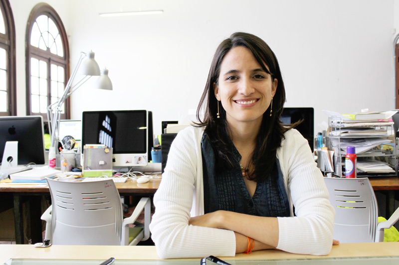 Alumni interviews   Silvia Aldana