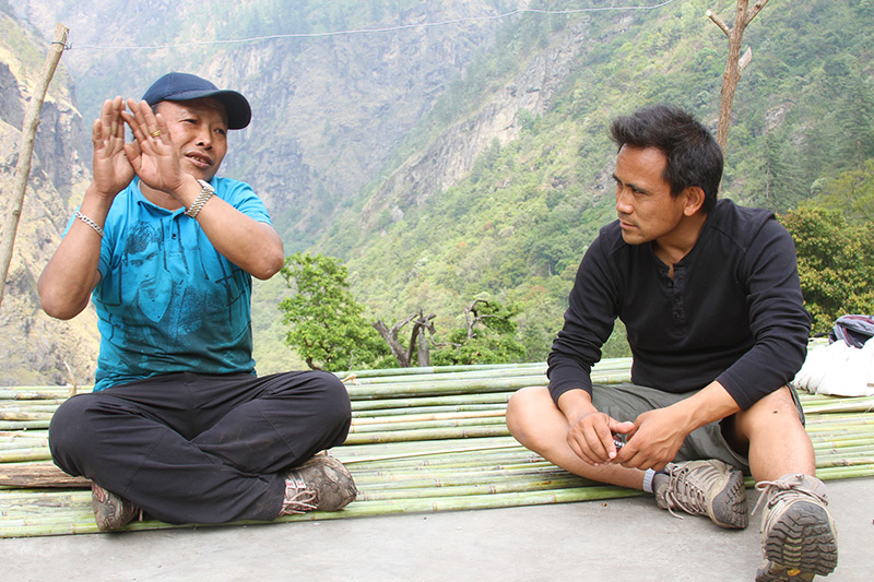 Former students launch documentary on preservation of cultural heritage in Nepal