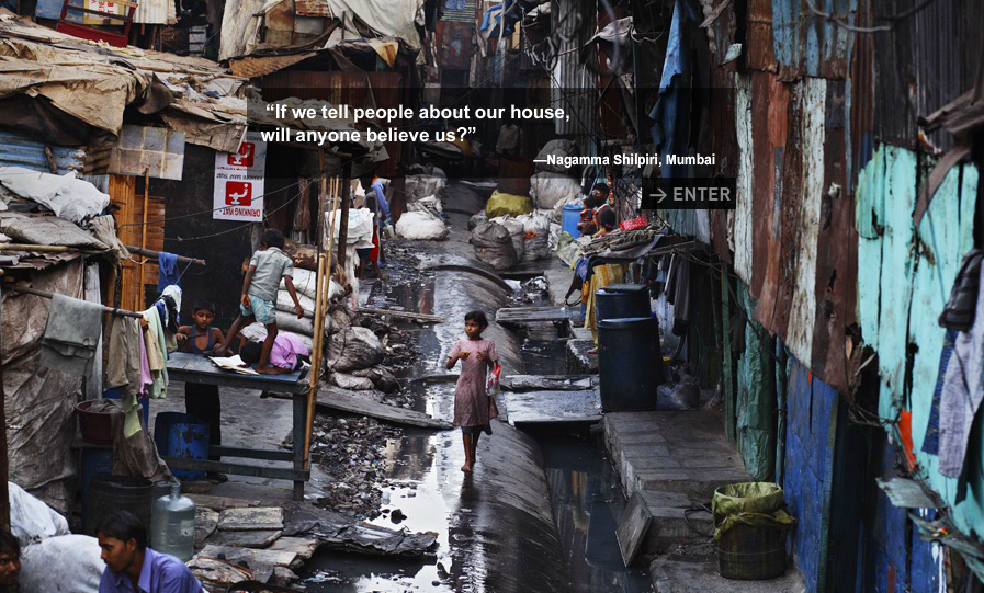 The Places We Live: Inside four of the world's informal settlements