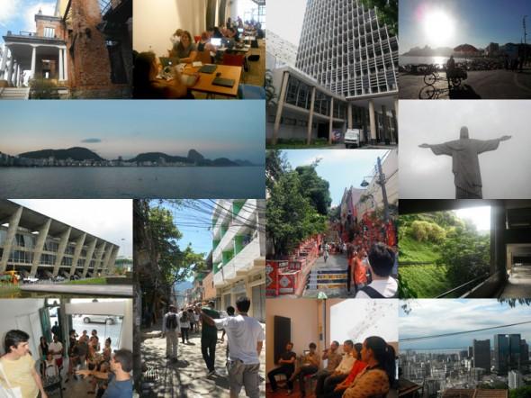 Field trip in Rio das Pedras