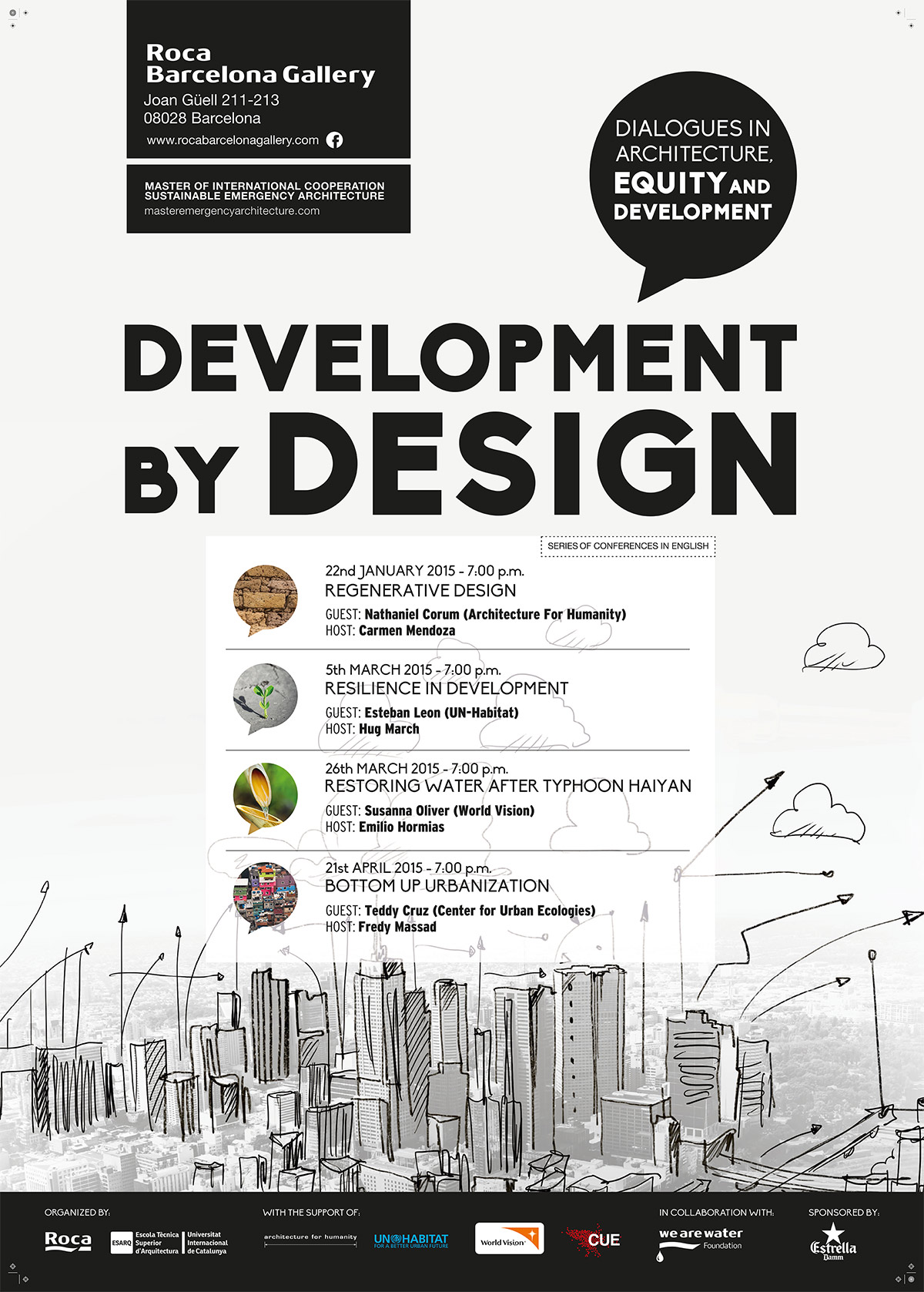 Our Development by Design Dialogues start January 22!