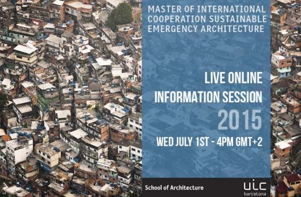 Pursue a master s degree in sustainable emergency for Find architects online