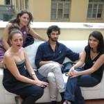 Alumni Flavia Scognamillo designs community-based projects in India