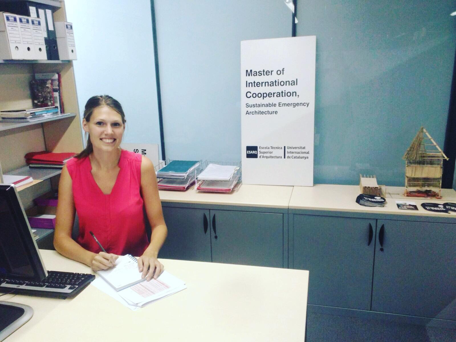 Former student Allison Koornneef joins our staff!