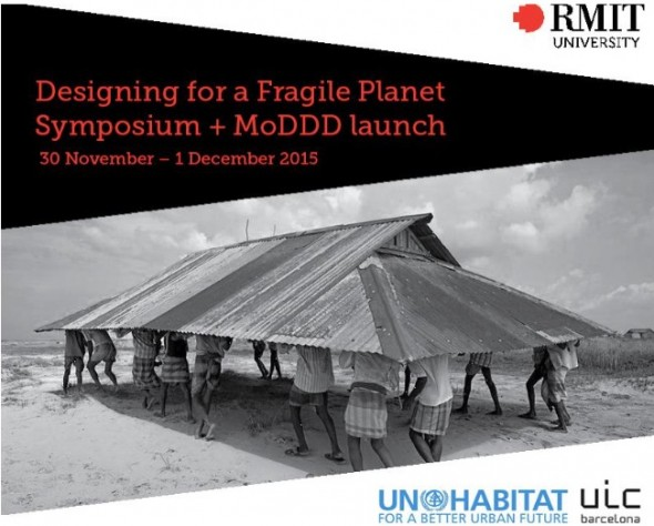 Designing For A Fragile Planet Symposium At Rmit In