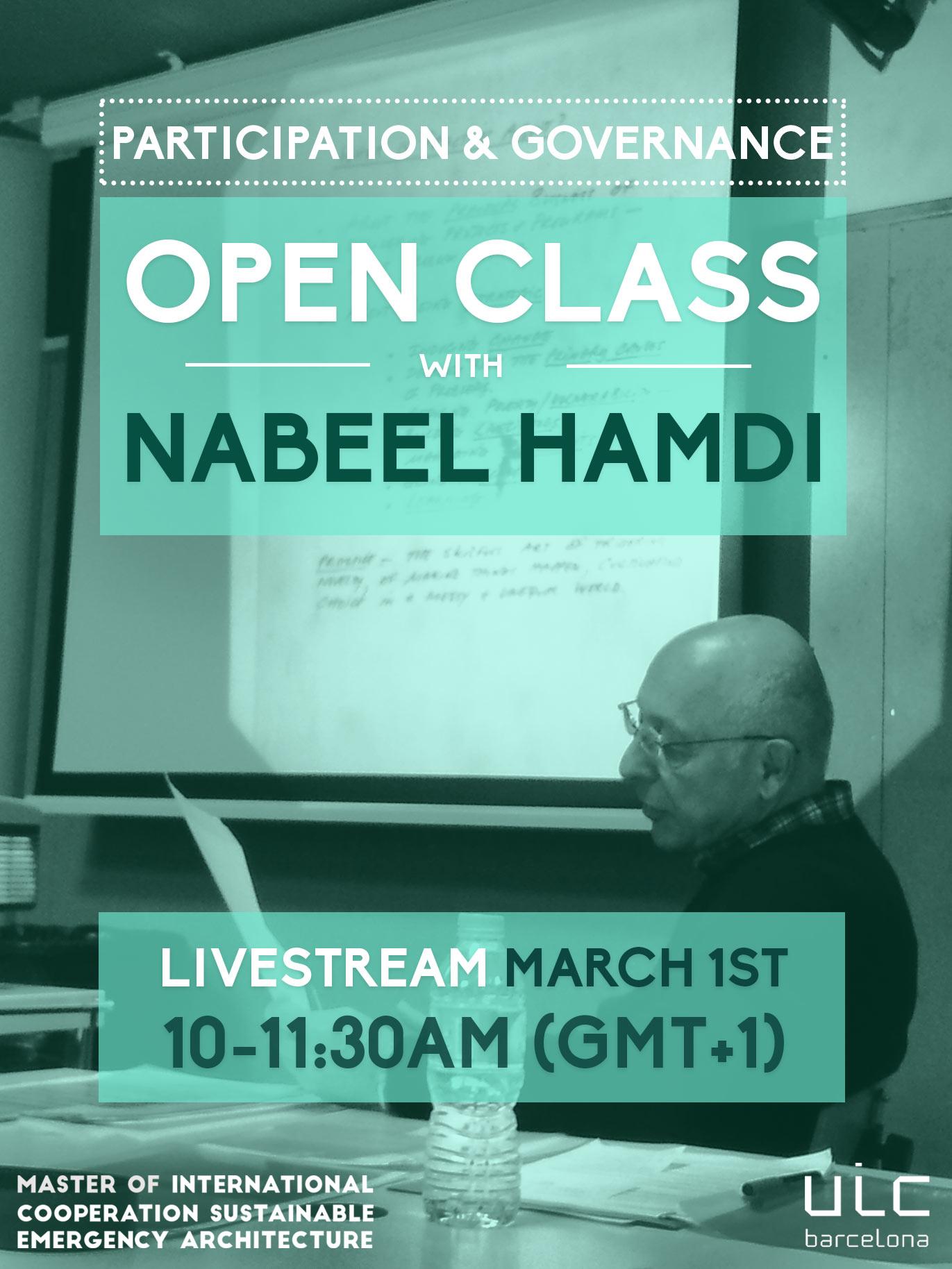 OPEN_CLASS_Nabeel_Hamdi_poster