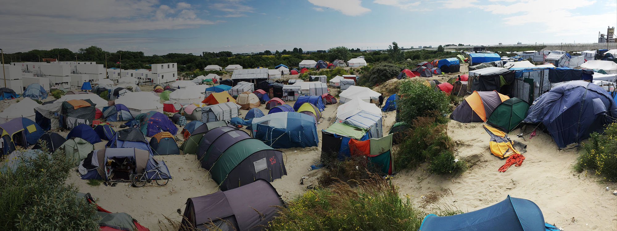 Learning from Calais The Jungle: An Interview With Architecture for Refugees