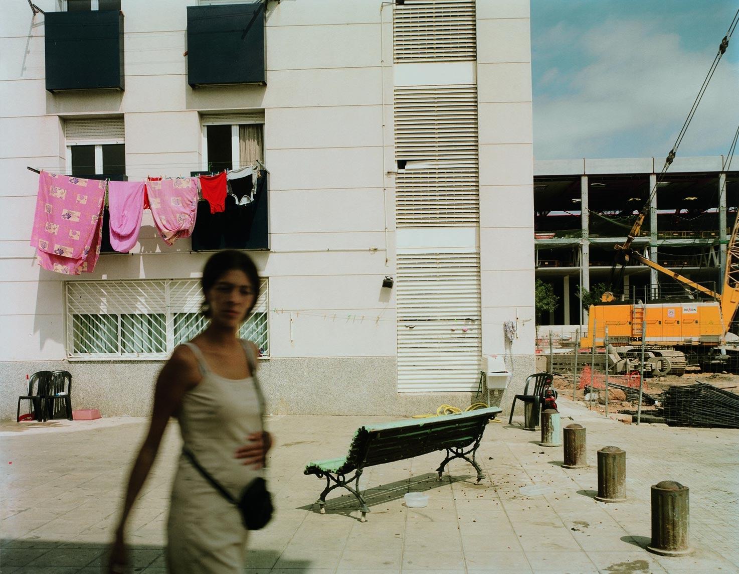 Barcelona's Successful Urban Model Neglected Peripheral Neighborhoods Like Sant Cosme