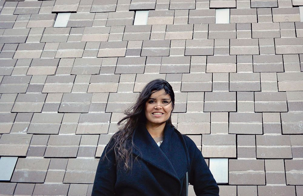 Alumni Carolina Collignon on Working as an Emergency Architect in her Native Mexico