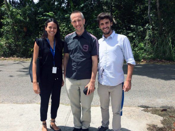 Alumni Renata Mendez On Working in Emergency Response After Hurricane Maria