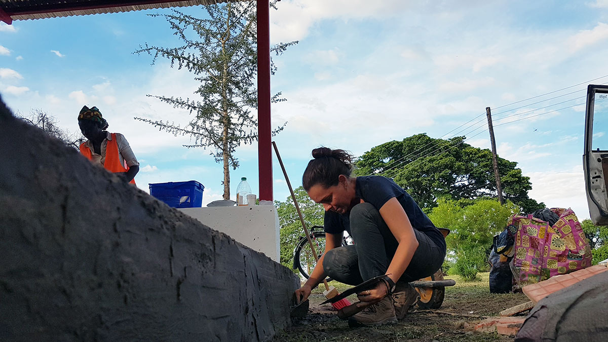 Former Student Paola Vasconcelos on Working in Remote Zambia with Orkidstudio