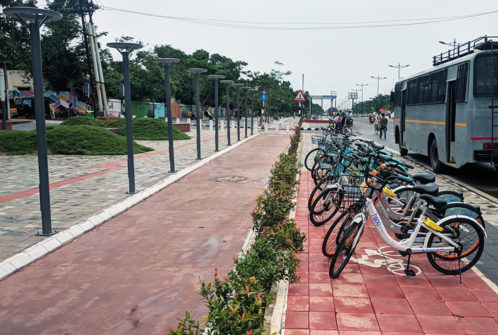 Improving India's Urban Spaces – An Interview with Alumni Shubhashweti Sinha